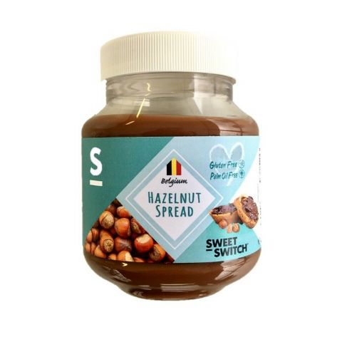 Chocolate Hazelnut Spread No Added Sugar Free SWEET SWITCH 350g